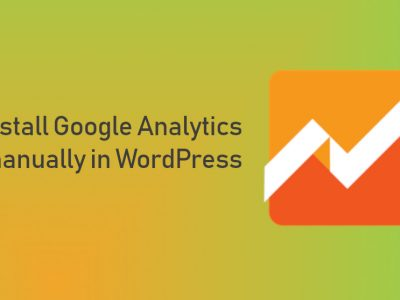 How to Install Google Analytics Manually on WordPress