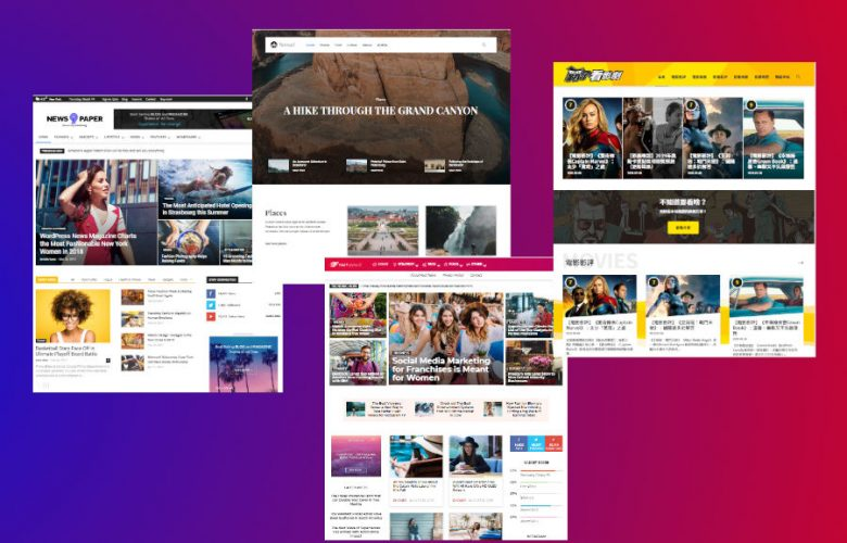 Newspaper WordPress: A Multi-use, Feature-rich WordPress Theme
