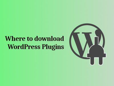 5 Best Places to Download WordPress Plugins