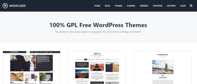 19 of the Best Places to Download Free WordPress Themes – Utilize WP