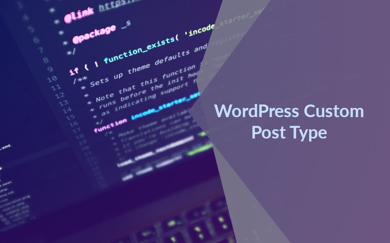 How to Create a Custom Post Type in WordPress Without a Plugin